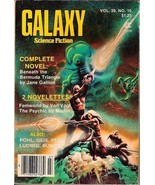 Galaxy Science Fiction Magazine June July 1979 ... - $3.00