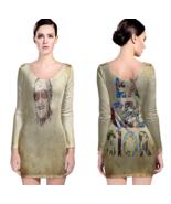 Stan Lee Women Sexy Long Sleeve Bodycon  Dress - $24.80+
