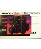 1994, 1996 Cummins Truck Engines Brochures - Lot of 2! - Full Color - $7.00