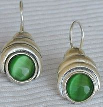 Green oval cat eye 2 thumb200