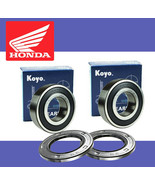 Honda CBR1000 F 1990-1996 Front Wheel Bearings Kit with Seals - $17.43