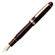 Platinum #3776 CENTURY Fountain Pen Bourgogne UEF Nib PNB-10000#71-9 - $176.86