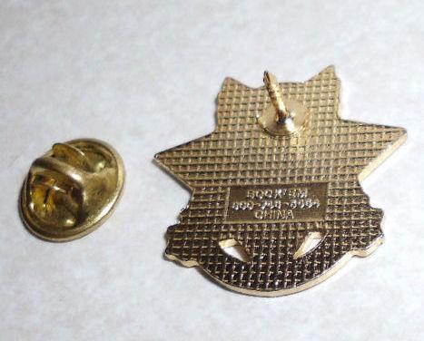 In Memory of Matthew Lane Ferry County Sheriff A-2 Pin