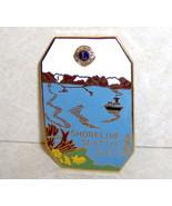 Lions Club Shoreline Seattle Washington 19-B-3 Boat Pin - $5.79