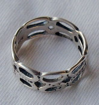 Silver holes a