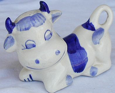 Happy cow -collectibles