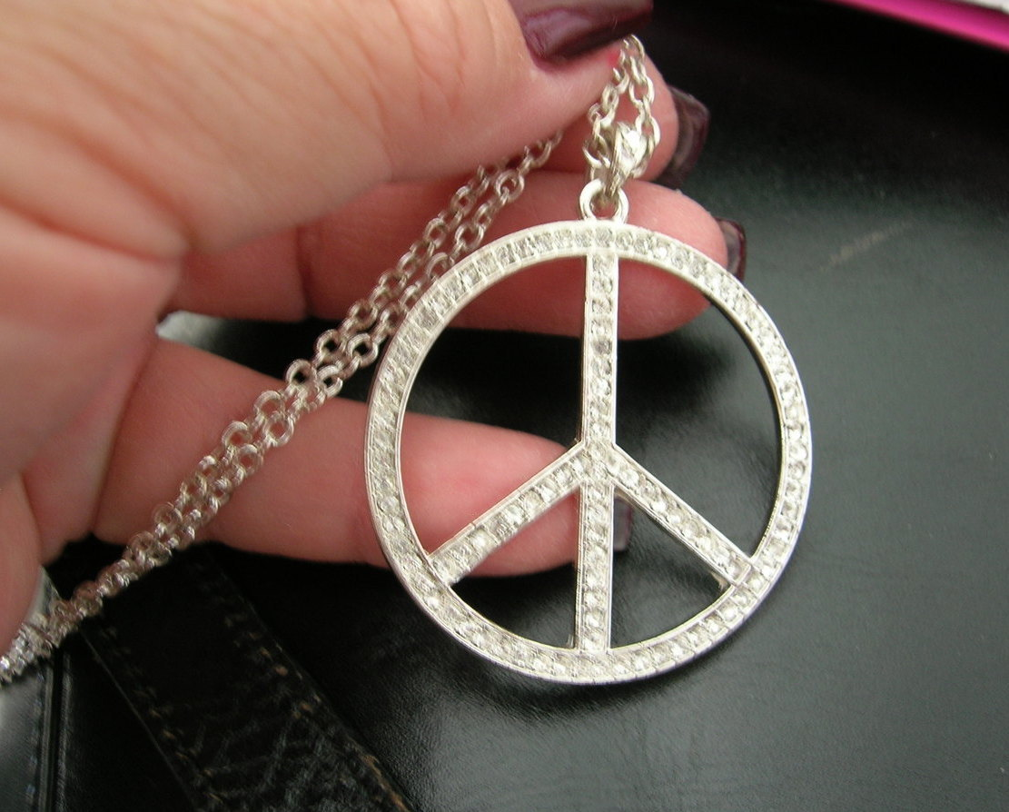 PEACE MAN PEACE!