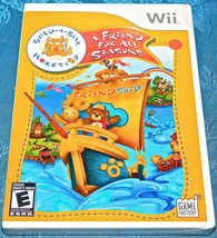 Build-A-Bear Workshop Friend Fur All Seasons Friendship Wii Game Sealed NEW - $14.95