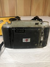 Kodak Tourist II Folding Camera, Untested, As Is See Photos, Kodak Films Vin - $17.59