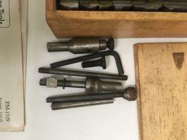 Vintage Delta Mfg Co. Milwaukee No. 1184 Sash & Cabinet Shaper Cutter Wood Box image 3