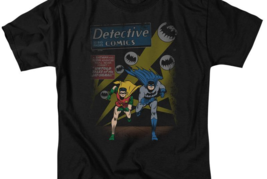 Batman and Robin DC Comics Cover Superhero Graphic T-shirt BM1845 image 4