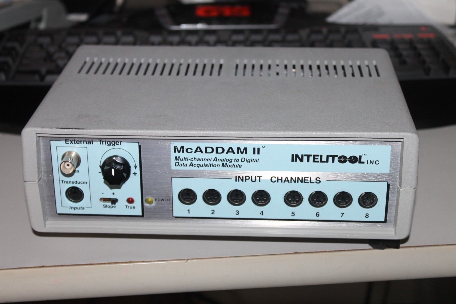 intellitool mcaddam II multi channel analog and 50 similar items