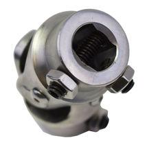 "Stainless Steel Yokes Steering Shaft Universal U-Joint 3/4"" 30 Spline To 3/4"" DD image 9"