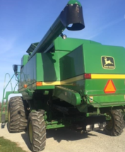1997 JOHN DEERE 9500 For Sale In West Concord, Minnesota 55985 image 4
