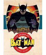 Batman: The Golden Age Omnibus Vol. 1 [Hardcover] Various - $45.05