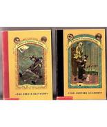 Lemony Snicket  THE ERSATZ ELEVATOR  1ST Scholastic pb - $9.68