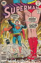 1977 DC Comics Superman #307 - $23.71