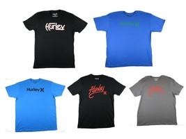 Hurley Men's Graphic T-Shirt Short Sleeve Crew Neck Tee Shirt Group #2