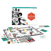 Suspicion Board Game [DVD] A Game of Secret Identity & Deduction - $35.55