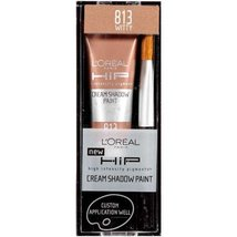 L'Oreal H.I.P. High Intensity Pigments Cream Shadow Paint - #813 Witty - $7.49