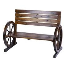 Wood Garden Bench - £115.05 GBP
