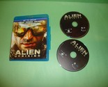 Alien Uprising (Blu-ray/DVD, 2013, 2-Disc Set)