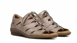 NATURAL SOUL by Naturalizer Beatrice  Rose Fisherman Sandal Size 7.5 M N... - $31.68