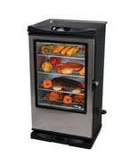 "Masterbuilt Front Controller 40"" Stainless Steel Smoker Viewing Window R... - £583.48 GBP"