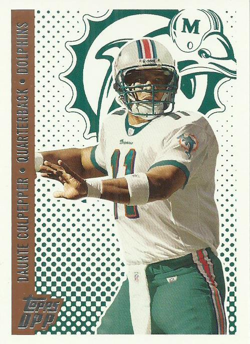 2006 Topps Draft Picks and Prospects #67 Daunte Culpepper