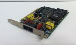 AVA Technology BRD-0100-0001 REV 3 AVA-100 ISA Modem Card - $30.00