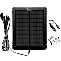 5W 12V Solar Battery Charger Car, Solar Trickle Charger for Car Batteryï... - €37,99 EUR