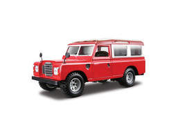 Land Rover Series II Diecast Model Car 18-22063 - $24.16