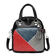 High Quality Handbags Women pu Leather Handbags Vintage Crossbody Bags f... - $54.20