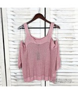 [Romeo + Juliet Couture] Cold Shoulder Sweater - $45.00
