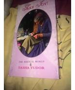 RARE Take Joy The Magical World of Tasha Tudor VHS Tape - $14.20