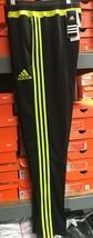 Adidas Youth Tiro 15 Pants Black/Neon Size Youth XLarge (15-16) - $39.60