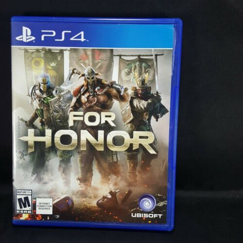 For Honor PS4 PlayStation 4 Action & Adventure Video Game