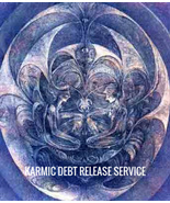 KARMICDEBTRELEASESERVICE, Release karmic contracts and records    - $39.00