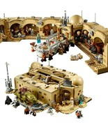 3187PCS Star Wars Mos Eisley Bistro  The Rise of Skywalker Building - $260.00