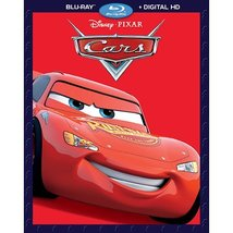 Disney's Cars (Bluray, No Digital) Like New - $14.95