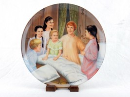 "1987 Collector Plate ""My Favorite Things"" (B), Sound of Music, Knowles, ... - $12.69"