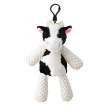 Scentsy Buddy Clip (New) Clover The Cow - Black Raspberry Vanilla - $19.58