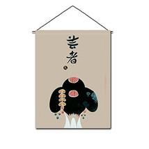 Japanese Sushi Bar Restaurant Art Flags Banners Interior Doorway Decor, ... - €11,38 EUR
