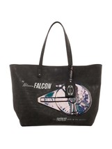 Officially Licensed Star Wars Millenium Falcon Tote Bag - $43.61