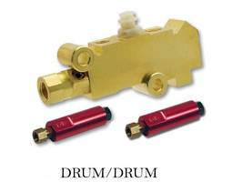 Universal GM Brass Proportioning Valve for Drum/Drum Applications Cars or Trucks image 3