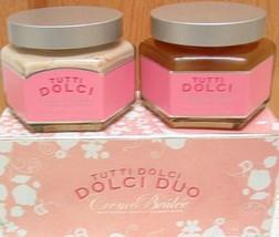 Tutti Dolci Duo Creme Brulee Honey Bath 10.1 Oz & Souffle 10.1 Oz - $320.00