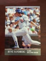 1991 Fleer Ultra - Ryne Sandberg #66 - $0.99