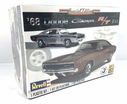 Revell 1968 Dodge Charger R/T Model 85-4202 1/25 Special Edition NEW SEALED - $28.45