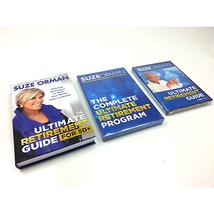 Suze Ormans Ultimate Retirement Guide Lot DVD Book Program New - $79.19
