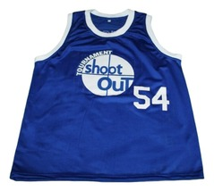 Kyle Watson #54 Tournament Shoot Out New Men Basketball Jersey Blue Any Size image 1